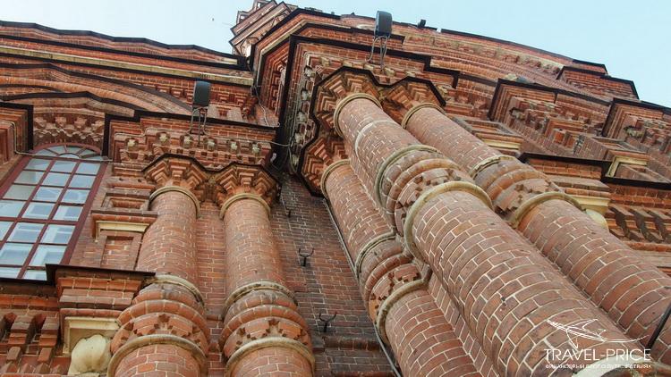 каменный Собор Богоявления Казань