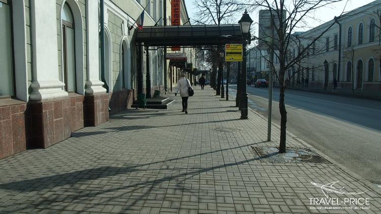 улица Кремлевская Казань
