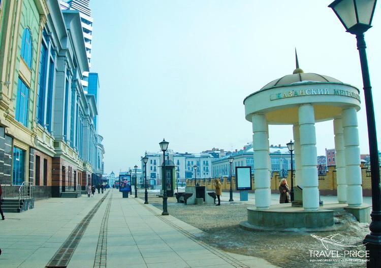 Улица Петербургская
