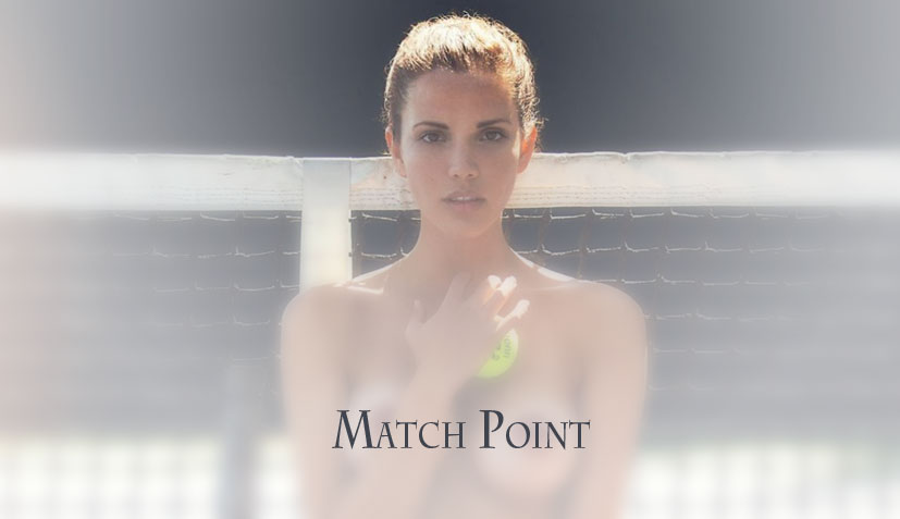 Голый теннис - Катрина Элизабет / Katrina Elizabeth by David Bellemere in Playboy USA March 2015 - Match Point