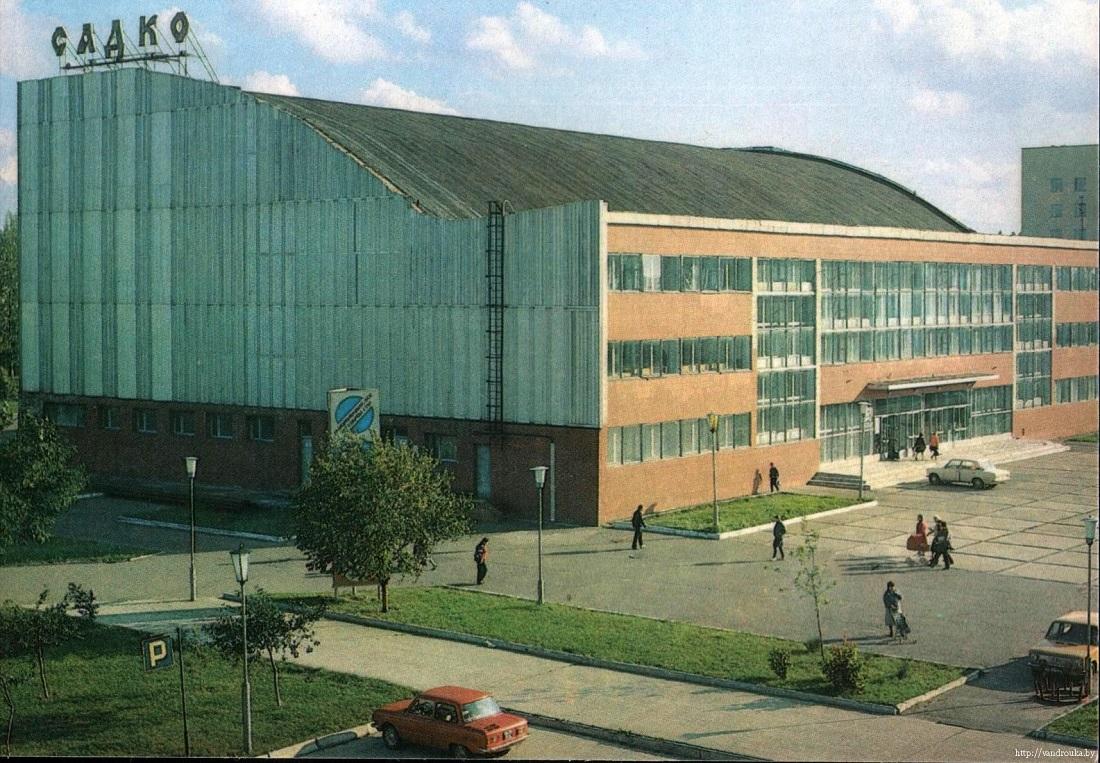 Фото  бассейна Садко в Новополоцке.