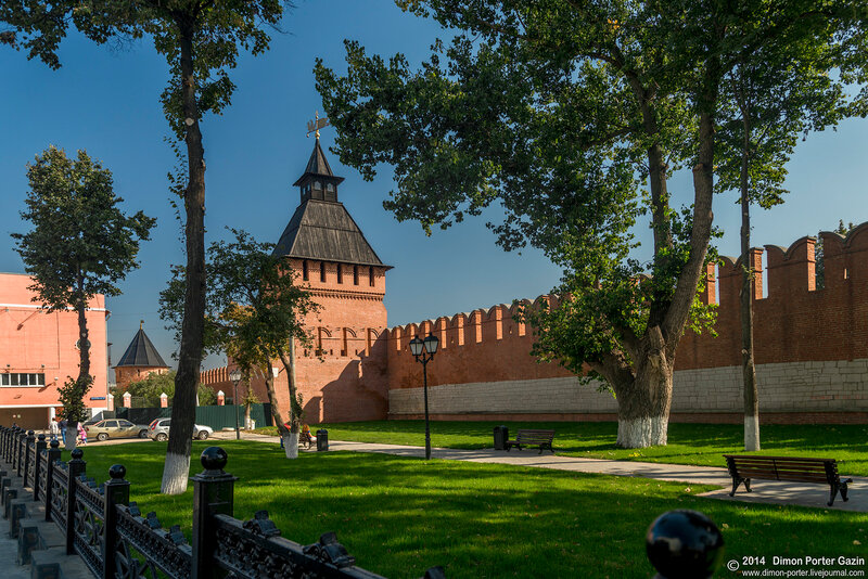Тульский Кремль 2014