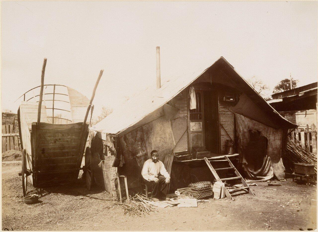 1910. Порт-д-Иври