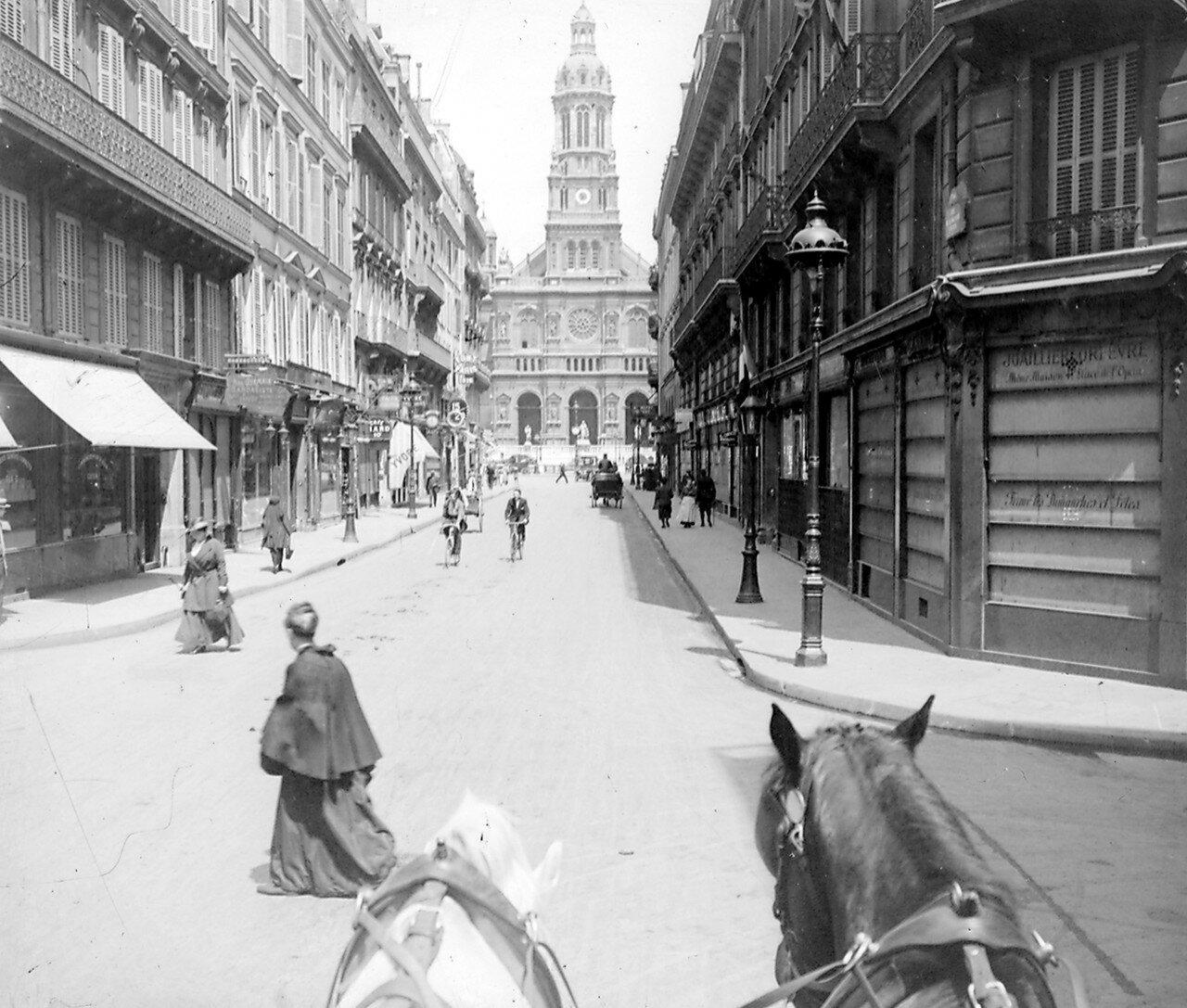 1912. Церковь Святой Троицы