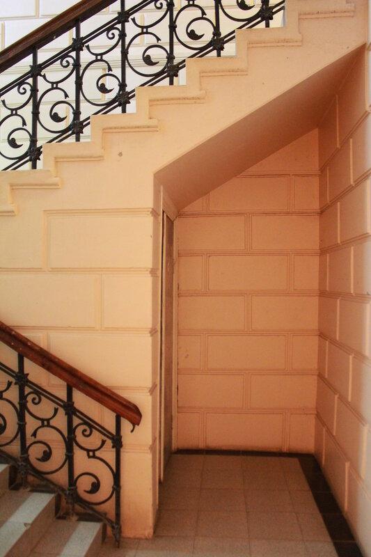 Лестница в особняке по улице Октябрьской революции, 10