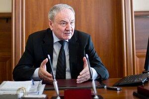 Президент Молдовы Тимофти отказывается покинуть свой пост