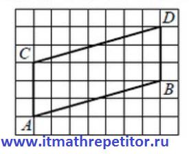 ЕГЭ параллелограмм