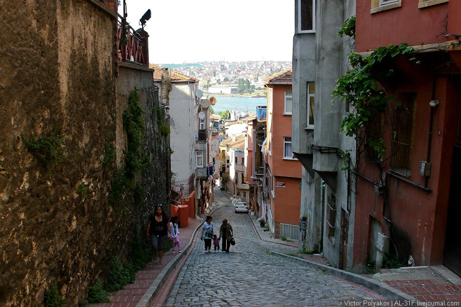 Стамбул европейский