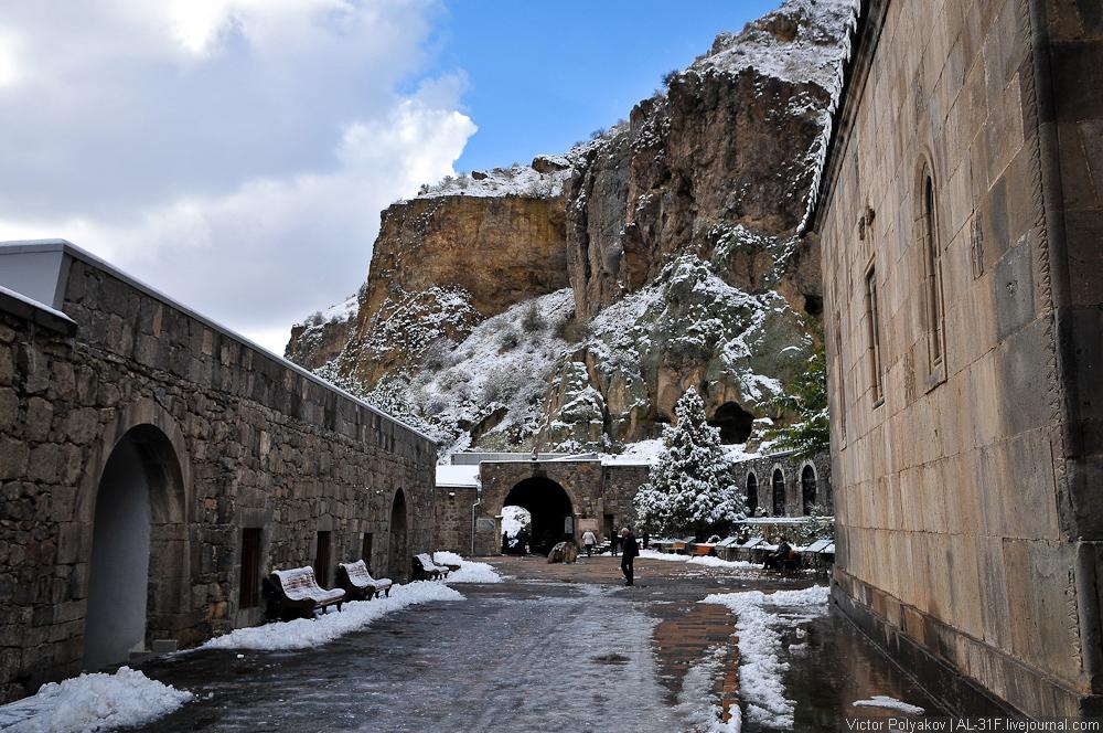 Армения. Гегард