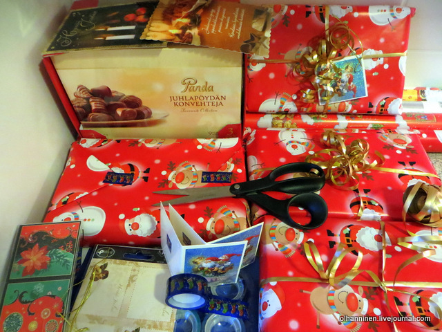 Дарят ли на рождество подарки
