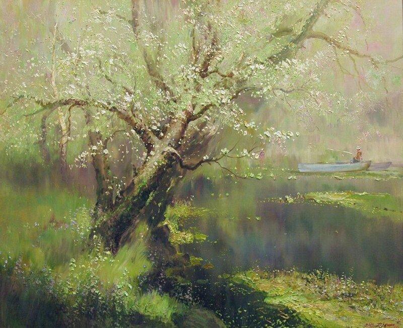Константин Дружин. Весна.