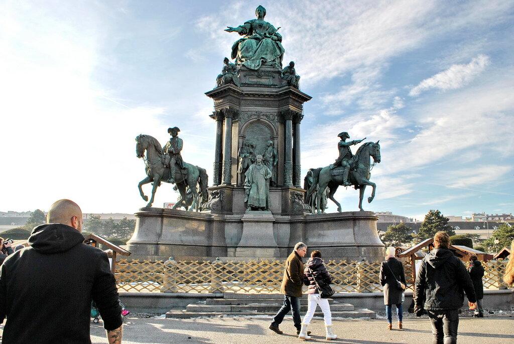 Памятник императрице Марии Терезии