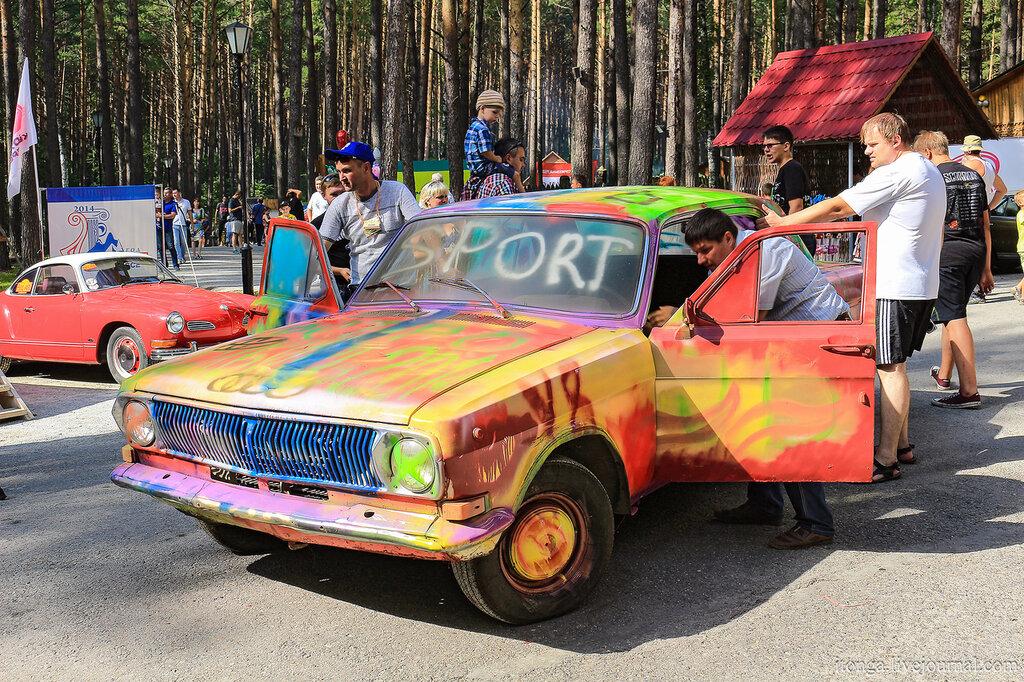 ГАЗ-24 Волга Sport
