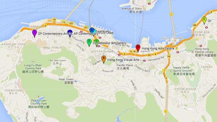 и культуры Гонконга. Здесь