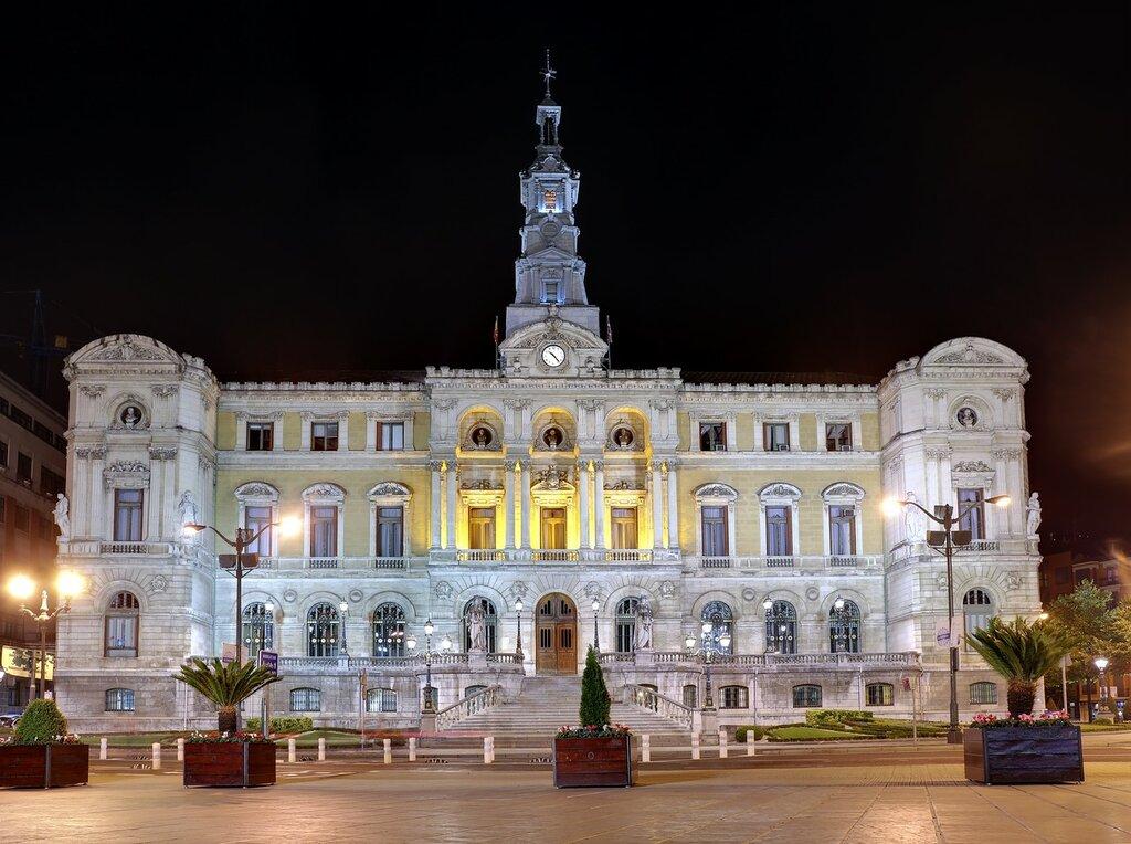 Муниципалитет Бильбао (Ayuntamiento de Bilbao)