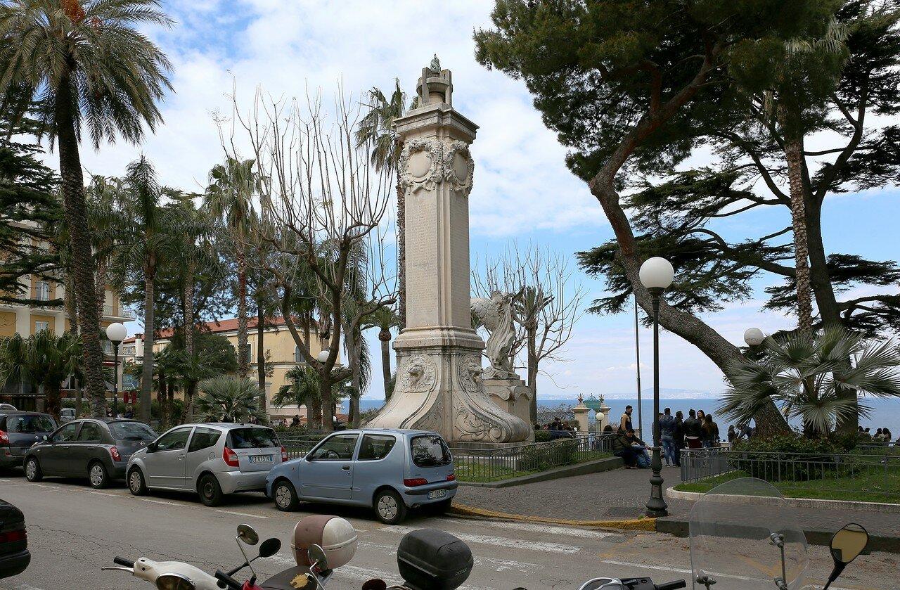Sorrento. Monument to the Fallen (Monumento ai Caduti)