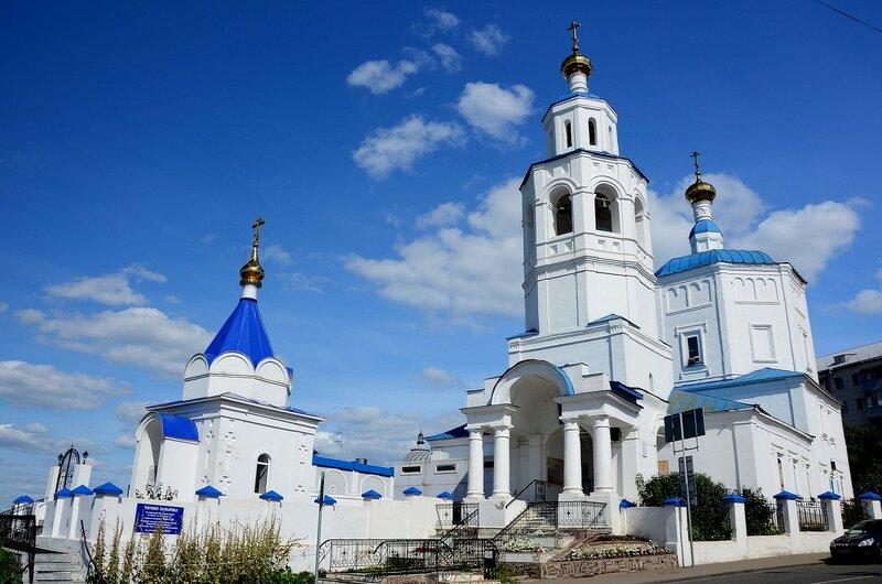 Церковь Cвятой мученицы Параскевы Пятницы