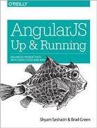 Книга AngularJS: Up and Running
