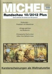 Журнал Michel - Rundschau №10 Plus, 2012