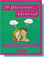 Книга 20 Questions...Answered, Book 3 pdf 7,28Мб