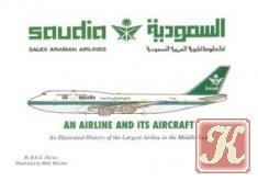 Книга Saudia. Saudi Arabian Airlines. An Airline and Its Aircraft