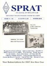 Журнал Sprat № 129, 2006