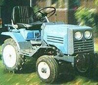 Книга Мини-тракторы