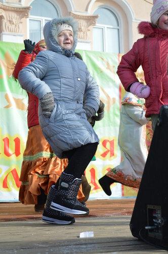 Масленица в Куйбышеве