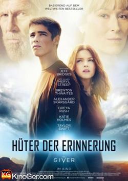 Hüter der Erinnerung - The Giver (2014)