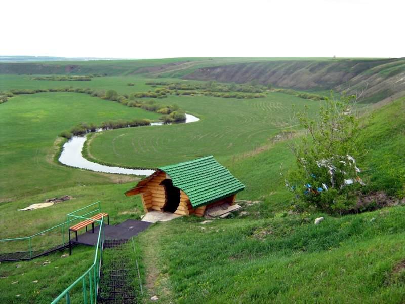 Святые источники Иске-Казани