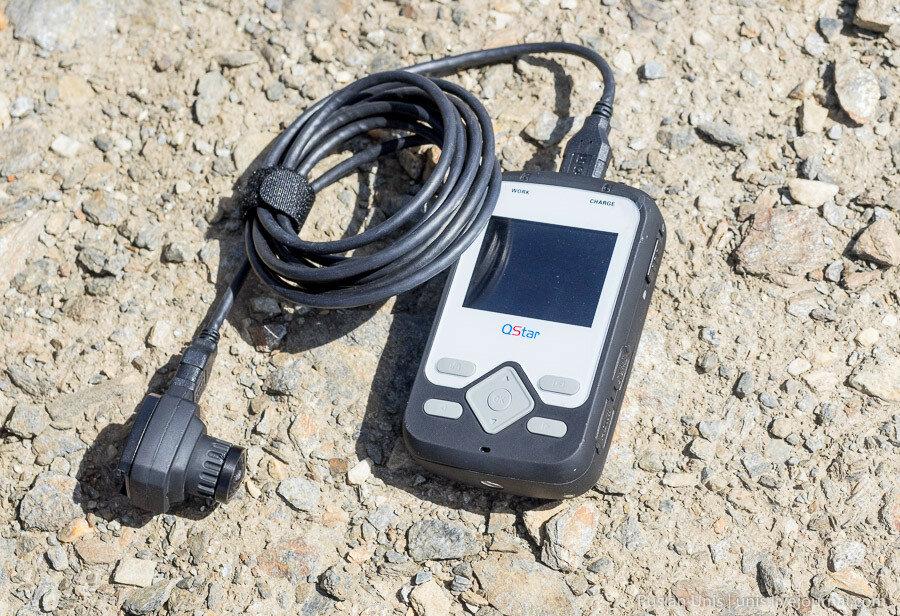 автомобильный видеорегистратор QStar RS9