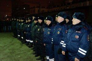 Сегодня сводный отряд приморской полиции отправляется на Северный Кавказ