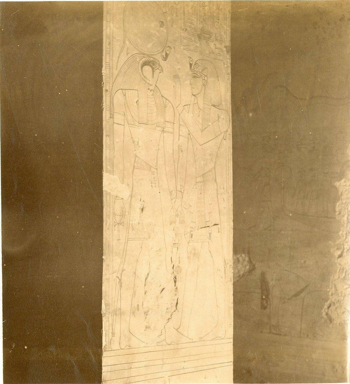 Рельеф. 1880-е