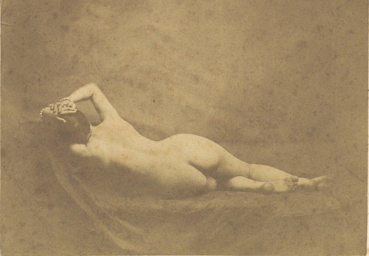 1851. Обнаженная