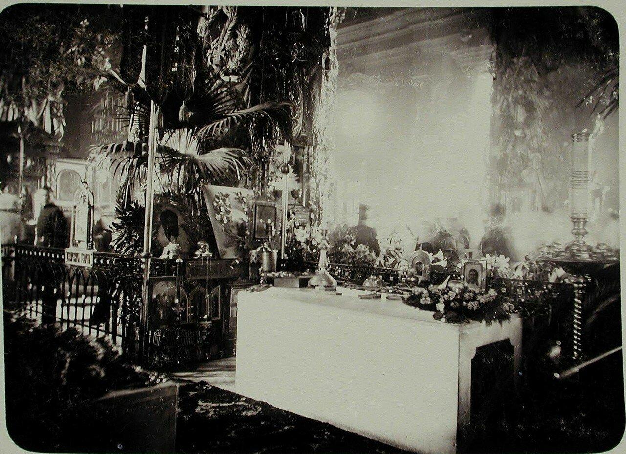03. Могила императора Александра III в усыпальнице Петропавловского собора