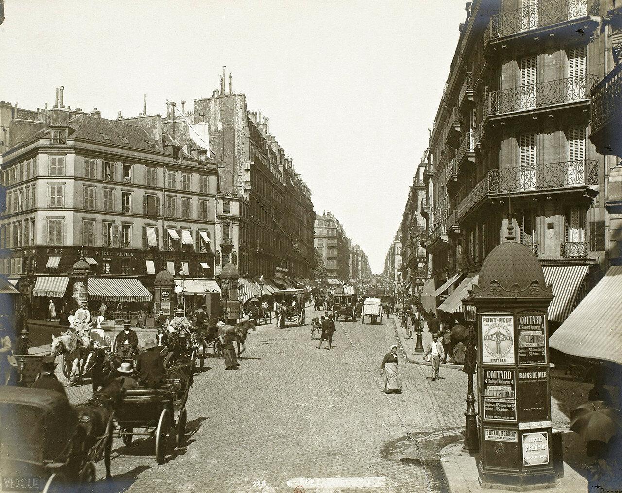1889. Рю Лафайет