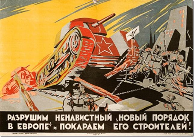 новая Европа, союзники Гитлера