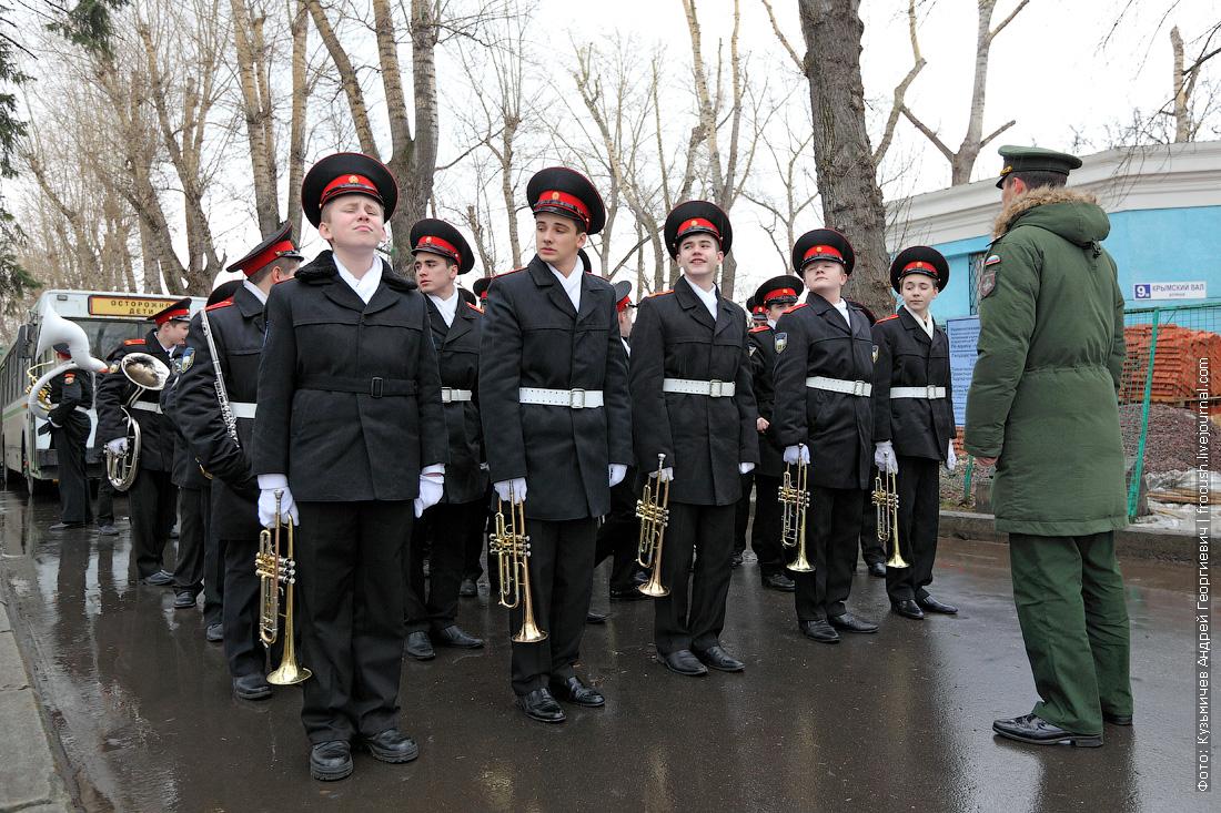 репортаж об открытии малой навигации в Москве фотографии