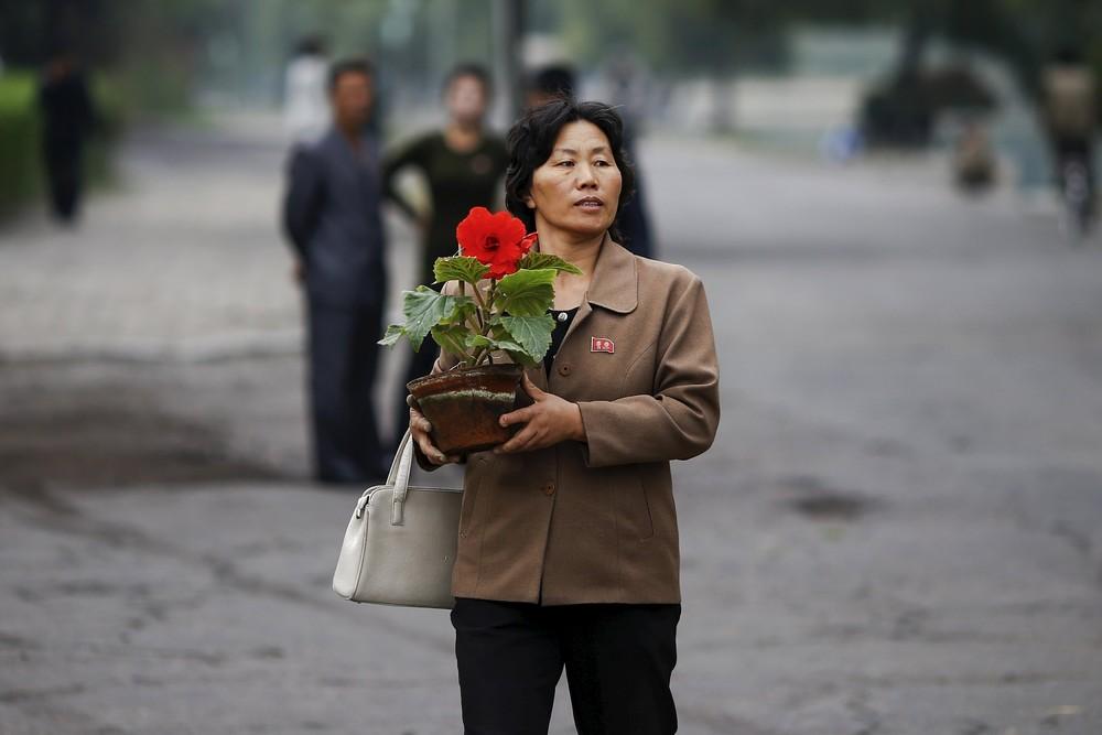 вереница жизнь в северной корее глазами очевидцев фото увлажнению