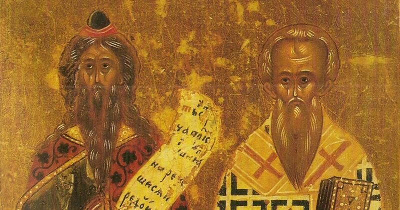Древнерусская живопись в собрании Эрмитажа