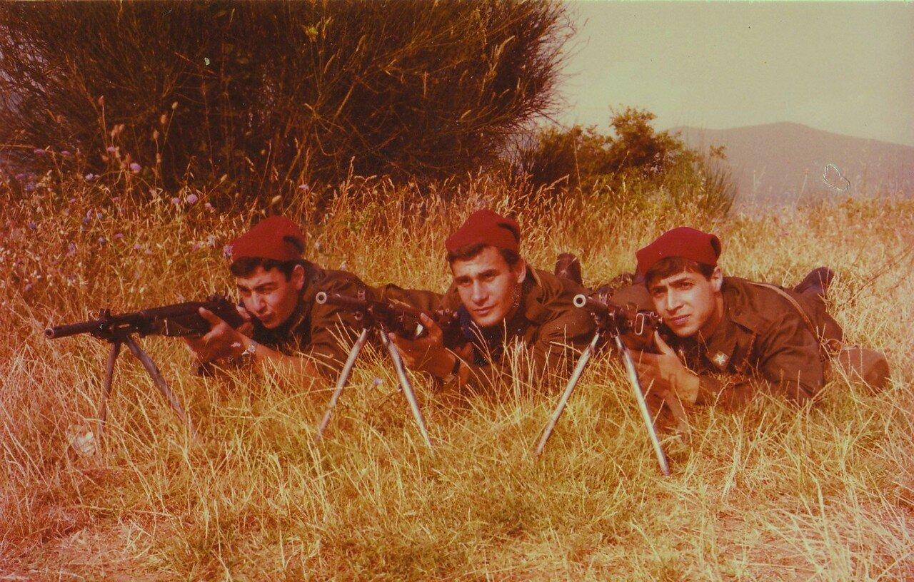 Штурмовая винтовка Beretta BM 59 часть 2 : примеры ношения/использования