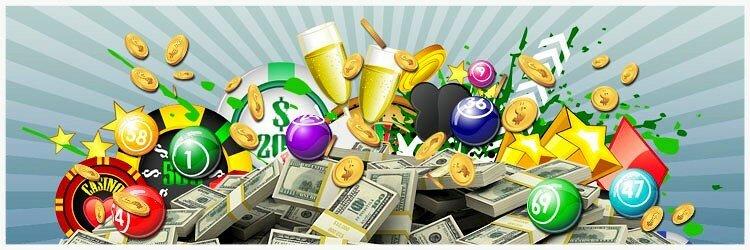Виртуальная лотерея