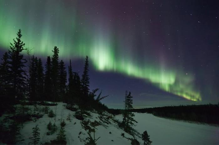 Красивые фотографии полярного сияния 0 10d64c f0ee45e6 orig