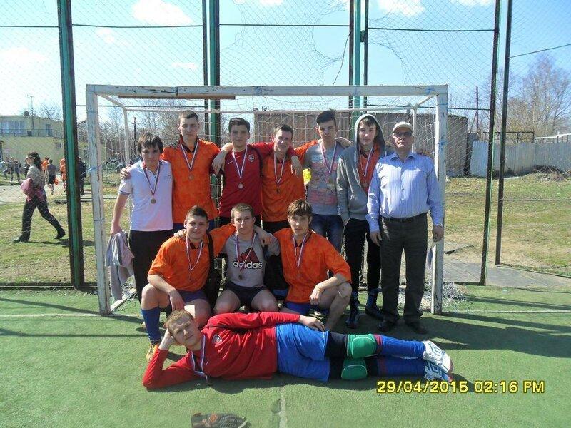 Областные соревнования по минифутболу