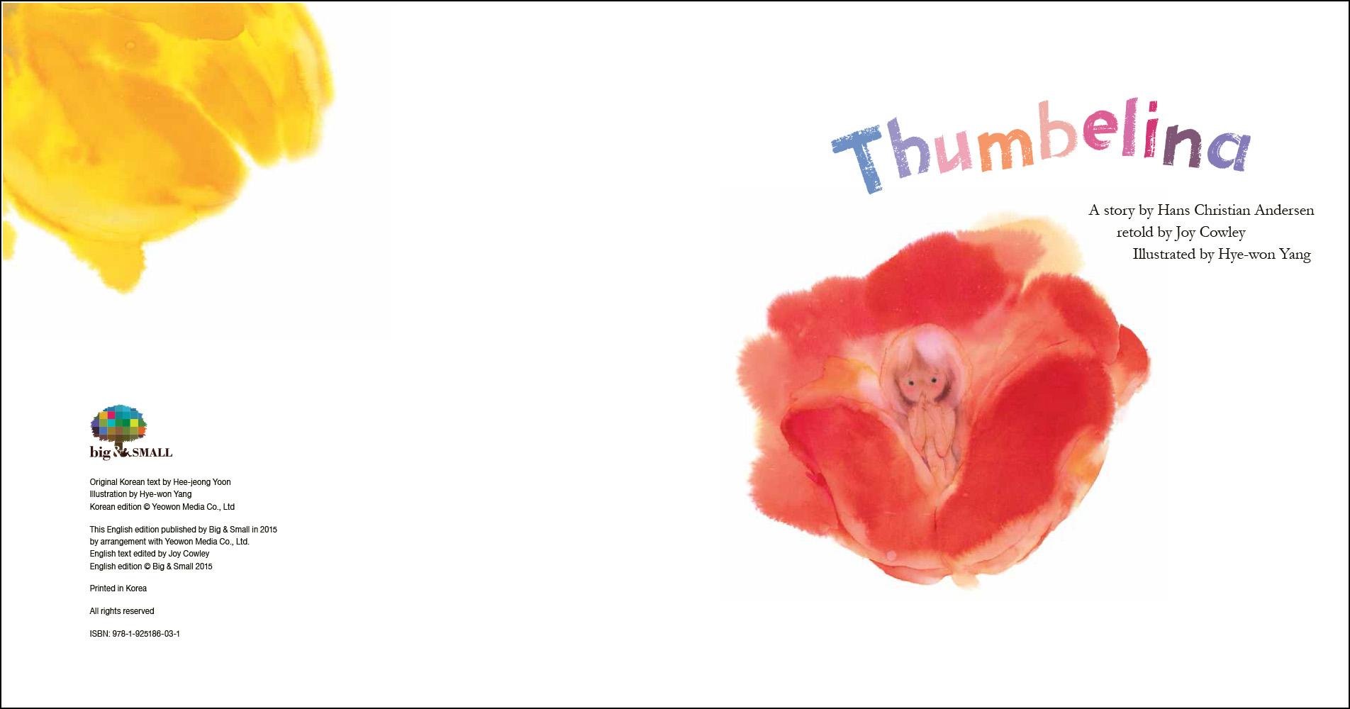 Hye-won Yang, Thumbelina