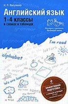 Книга Английский язык. 1-4 классы в схемах и таблицах