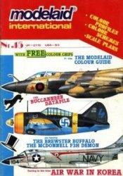 Книга Modelaid International No.15 - 1986
