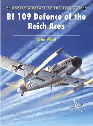 Книга Bf 109 Defence of the Reich Aces
