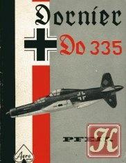 Книга Dornier Do 335