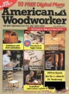 Журнал American Woodworker №158, 2012
